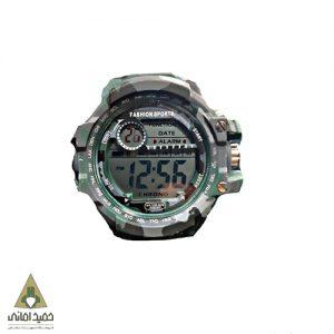ساعت پلنگی مدل دیجیتالی