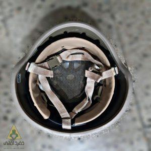 کلاه آهنی مدل فایبرگلاس