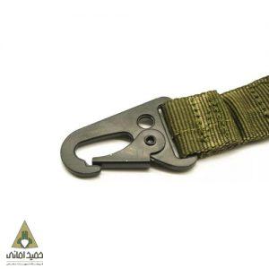 بند اسلحه تاکتیکال مدل دو قلاب S212