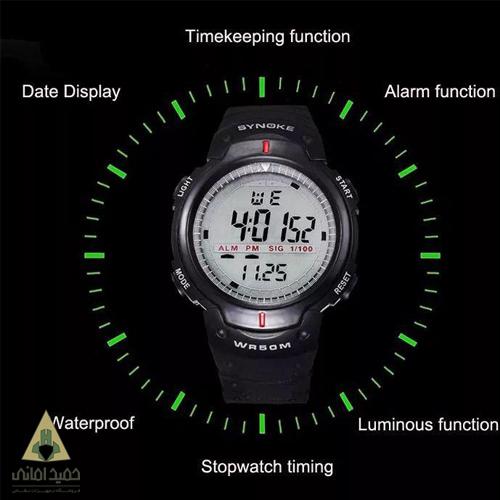 ساعت Timex مدل Warsom