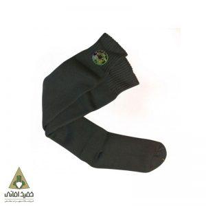 جوراب سربازی مدل حوله ای