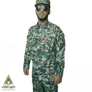 پیراهن شلوار نانو ارتشی مدل ایرانی