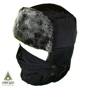 کلاه زمستانی مدل دهنی دار