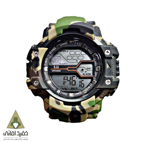 ساعت تاکتیکال مدل WR30M